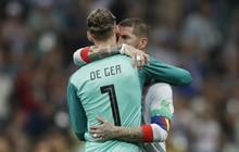 Ramos khiến De Gea thất bại trên chấm 11m trước Ronaldo
