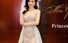 Hoa hậu được yêu thích nhất tại Miss Glam World Princess Ngọc Hân xinh đẹp và lộng lẫy trong tiệc cảm ơn