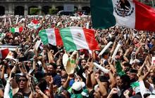 Thắng đội tuyển Đức, người dân Mexico ăn mừng gây ra cả động đất. Đây là giải thích khoa học đằng sau cơn địa chấn này