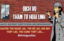 Sao Việt đồng loạt nhờ Hoài Linh tìm người, vật mất tích