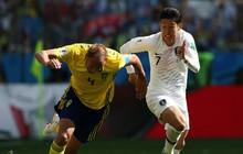 TRỰC TIẾP (hết H1) Thụy Điển 0-0 Hàn Quốc: Son Heung-min bị khoá chặt