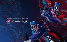 """World Cup chỉ mới bắt đầu, Biti's Hunter đã tung ngay phiên bản hợp tác quốc tế đặc biệt cùng Pepsi khiến các fan """"điên đảo"""""""
