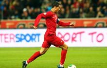 33 tuổi, Ronaldo lập kỷ lục chạy nhanh nhất ở World Cup 2018