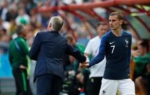 Cầu thủ Pháp tẩy chay Antoine Griezmann