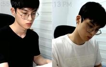 Chỉ live-stream im thin thít ngồi học bài, Youtuber Hàn thu hút 332.000 người theo dõi