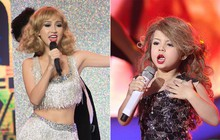 """Xem lại các phiên bản Taylor Swift tại """"Gương mặt thân quen"""", ai giống nhất?"""