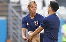 Tâm lý cầu thủ Nhật Bản bị ảnh hưởng trước trận gặp Colombia