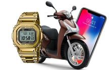 """""""Tiên tri"""" World Cup – Trúng ngay SH Mode, iPhone X, đồng hồ G-Shock phiên bản giới hạn"""
