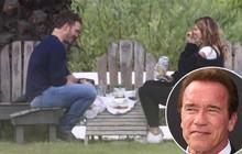 """Tài tử """"Jurassic World"""" Chris Pratt hẹn hò với con gái của """"Kẻ hủy diệt"""" Arnold Schwarzenegger"""
