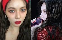 """Đeo kính áp tròng màu xám cho sexy nhưng Hyuna lại tự biến mình thành """"ma nữ"""" phương nào"""