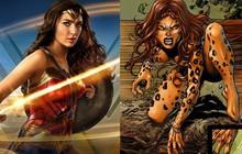 """Bạn biết gì về nữ ác nhân Báo Đốm - kẻ đối đầu """"chị đại"""" Wonder Woman?"""