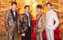 Nam Joo Hyuk, Vương Tuấn Khải, Mario Maurer, Ryo Ryusei đích thị là F4 mới của châu Á tại show Dolce & Gabbana