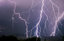 Trú mưa trong bụi tre, ba cháu nhỏ chăn trâu bị sét đánh thương vong