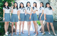7 cô bạn sống chung 1 phòng ký túc xá nổi rần rần trên mạng vì quá xinh đẹp, học giỏi, nhận cực nhiều học bổng