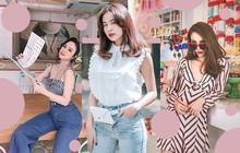 Nhìn style của 6 người đẹp Vbiz này để tìm ý tưởng mix đồ xinh điệu mà vẫn chất ngất cho hè