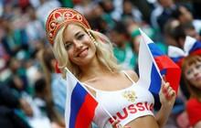 Cư dân mạng phát hiện fan nữ Nga quyến rũ nhất World Cup 2018 là diễn viên phim người lớn