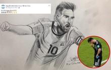 """""""Họa sĩ tiên tri"""" World Cup 2018 trên MXH: Cứ vẽ chân dung ngôi sao đội nào là đội ấy chỉ có hoà hoặc thua"""