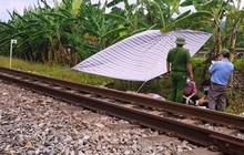 Kê đầu trên đường ray, nam thanh niên bị tàu cán tử vong