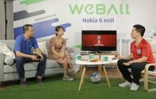Soái ca Dũng 6 múi làm khách mời trong series sitcom của WeBall về World Cup 2018