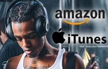 Rapper vừa bị bắn chết XXXTentacion thống trị BXH Amazon và iTunes sau khi qua đời