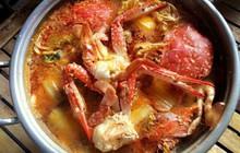"""""""Lẩu Ghẹ Kim Chi"""" – nơi dành cho tính đồ sành ăn xứ sở ngàn hoa"""