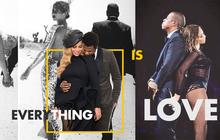 """Xúc động nhìn lại hành trình âm nhạc Beyoncé - Jay Z: Từ hôm nay hãy gọi họ là """"triều đại"""" mới!"""