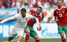 TRỰC TIẾP (H2) Bồ Đào Nha 1-0 Morocco: Bóng chạm tay Pepe nhưng không penalty