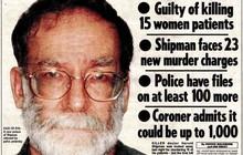 Cuộc đời của Harold Shipman - bác sĩ giết người tàn bạo nhất nước Anh