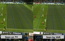 Xem cách công nghệ VAR bắt việt vị World Cup đầy tinh tế, nhìn phát tuýt còi ra ngay lỗi