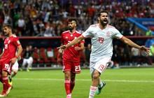 Diego Costa ghi bàn may mắn mang về chiến thắng cho Tây Ban Nha
