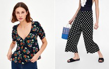 18 items dễ mặc, trendy giá từ 149k - 499k đáng mua nhất trong đợt sale lớn nhất năm của Zara Việt Nam