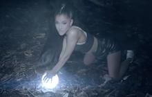 """Ariana Grande ra MV mới mà như """"thách thức thị giác"""" người xem, khung cảnh tối mù lại còn nhảy múa loạn xạ"""
