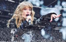 """Tour diễn Manchester trống ghế không đồng nghĩa với Taylor """"ế ẩm"""" tại châu Âu và đây là bằng chứng"""