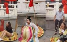 """Công viên Trung Quốc miễn phí vé vào cửa cho những cô gái nặng trên 61,8 cân với thông điệp """"phúc hậu mới là vẻ đẹp chuẩn mực"""""""