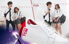Cơn sốt giày thể thao tăng chiều cao mang tên Magic