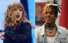 "Rapper vừa qua đời XXXTentacion phá tan kỷ lục của ""Rắn Chúa"" Taylor Swift"