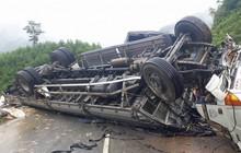 2 lao động Nghệ An tử vong trong vụ lật xe ở Lào