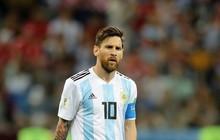 """HLV Argentina: """"Có những đám mây che mờ sự tỏa sáng của Messi"""""""