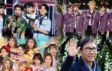 Top nhân vật rung chuyển ngành công nghiệp âm nhạc Hàn: BTS vượt EXO, TWICE bỏ xa Black Pink, bất ngờ nhất là Wanna One