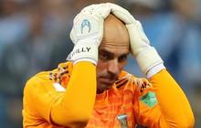 """""""Tội đồ"""" Caballero đang bị ném đá sau sai lầm dẫn tới trận thua thảm của Argentina"""