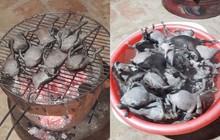 Góc đặc sản: Món ếch nướng cả con không bỏ gì hết khiến dân mạng băn khoăn có nên làm thử hay không