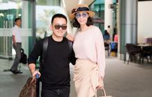 Hà Kiều Anh trẻ trung sánh đôi cùng Lê Thanh Hòa đến Quy Nhơn chấm thi Hoa hậu Việt Nam