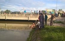 Xuống sông tắm vì trời nóng, một người đàn ông mất tích