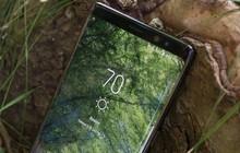 Samsung vừa đăng ký thành công bằng sáng chế về smartphone không viền đích thực