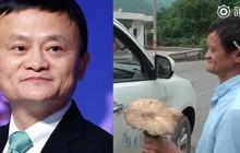 Trung Quốc: Phát hiện người đàn ông giống hệt Jack Ma rao bán nấm rừng ở ven đường