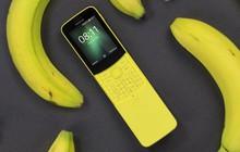 """Nokia8110 4G được dự đoán trở thành """"quả chuối"""" cảm hứng nhất năm 2018"""