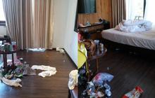 Câu chuyện gây tranh cãi: Bỏ tiền thuê phòng thì có quyền vứt rác, khăn bông khắp sàn nhà vì đã có nhân viên lau dọn?