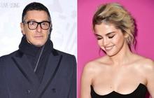 """Cái mồm làm hại cái thân: ông chủ chê Selena Gomez """"xấu"""", thương hiệu Dolce & Gabbana bị giới stylist tẩy chay"""