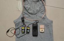 Công an Hà Nội chỉ ra những thiết bị gian lận siêu tinh vi của thí sinh thi THPT Quốc gia
