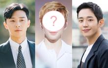 Park Seo Joon và 2 tài tử cực phẩm lọt top đầu nghệ sĩ nam hot nhất, nhưng vẫn sau một idol ra mắt chưa được 1 năm